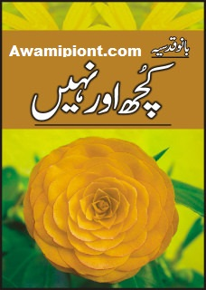 Kuch Aur Nahi Novel by Bano Qudsia Pdf Free Download