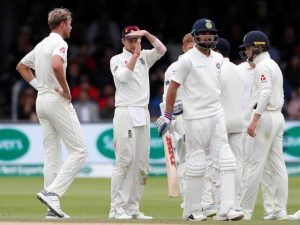 beat india by england lord test 2018 169 runs Beat India by England Lord Test 2018 169 Runs indian tour 2018 300x225